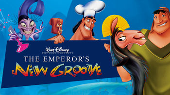 Is The Emperor's New Groove on Netflix Israel?