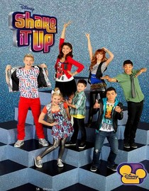 Shake It Up!: Season 2: Tunnel It Up