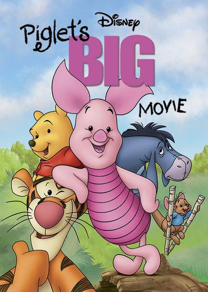 Piglet's Big Movie Netflix MX (Mexico)