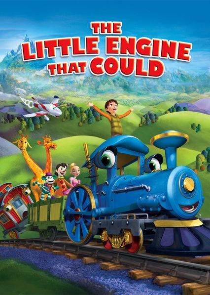 The Little Engine That Could Netflix AU (Australia)