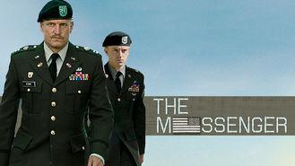 Netflix box art for The Messenger