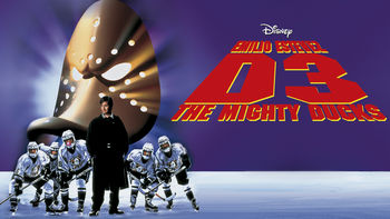 Netflix box art for D3: The Mighty Ducks