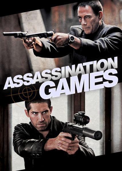 Assassination Games Netflix BR (Brazil)