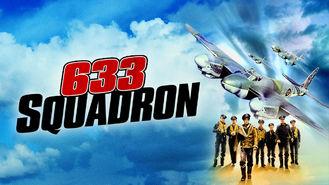Netflix box art for 633 Squadron