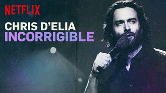 Netflix Box Art for Chris D'Elia: Incorrigible
