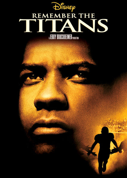 Remember the Titans Netflix AU (Australia)