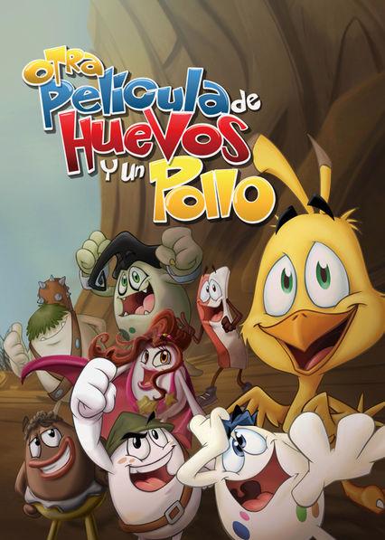 Otra Pelicula de Huevos y un Pollo Netflix BR (Brazil)