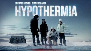 Netflix box art for Hypothermia