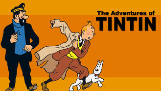 Netflix box art for The Adventures of Tintin - Season 1