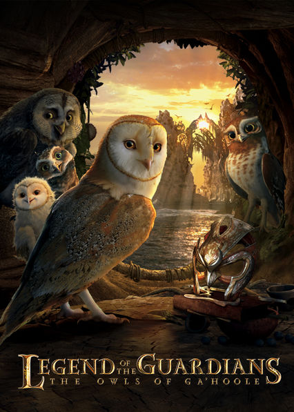 Legend of the Guardians: The Owls of Ga'Hoole Netflix EC (Ecuador)