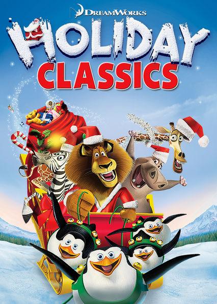 DreamWorks Holiday Classics Netflix MX (Mexico)