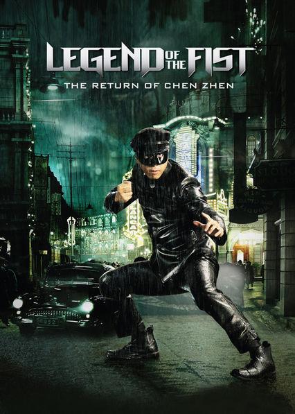 Legend of the Fist: The Return of Chen Zhen Netflix BR (Brazil)