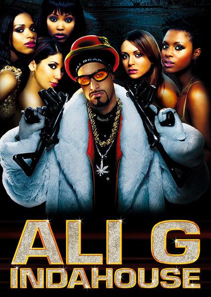 Ali G Indahouse Netflix AR (Argentina)