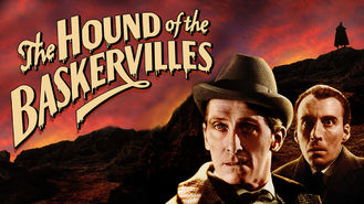 Netflix box art for The Hound of the Baskervilles