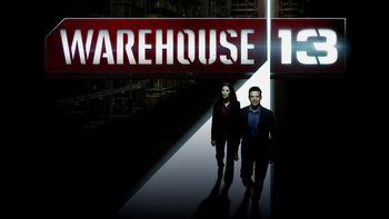 Netflix box art for Warehouse 13 - Season 1