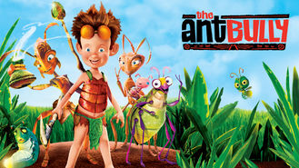 Netflix box art for The Ant Bully