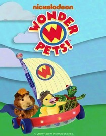 Wonder Pets!: Season 3: How It All Began (Double Episode)