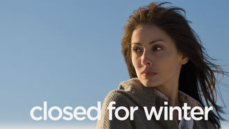 Netflix box art for Closed for Winter