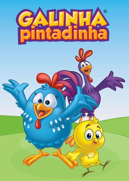 Galinha Pintadinha e sua Turma Netflix AR (Argentina)