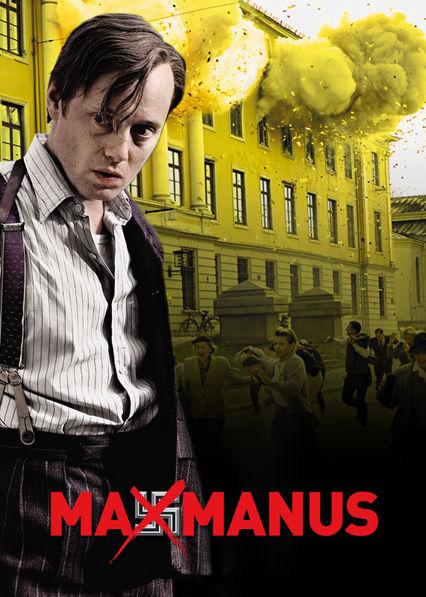 Max Manus: Man of War Netflix PR (Puerto Rico)