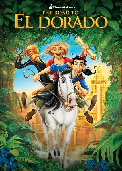 The Road to El Dorado Netflix BR (Brazil)
