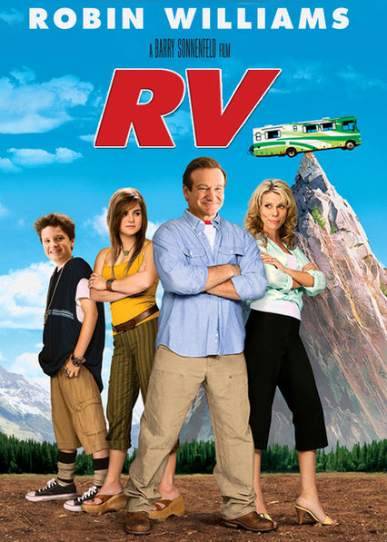 RV Netflix UK (United Kingdom)