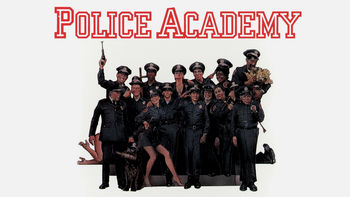 Netflix box art for Police Academy: Special Edition