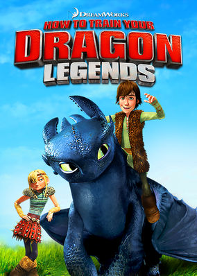 DreamWorks How to Train Your Dragon... - Season 1