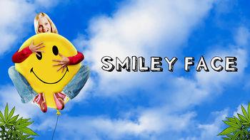 Netflix box art for Smiley Face