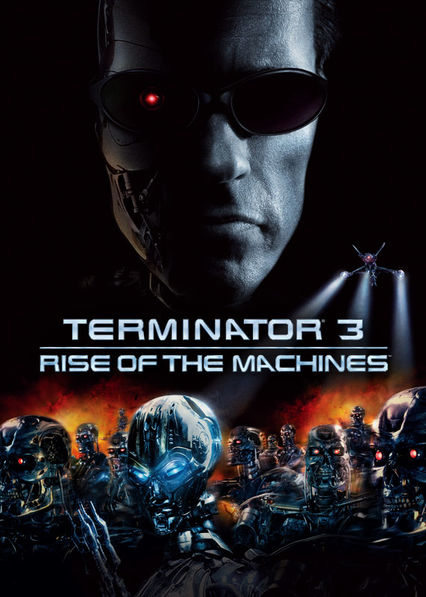 Terminator 3: Rise of the Machines Netflix EC (Ecuador)