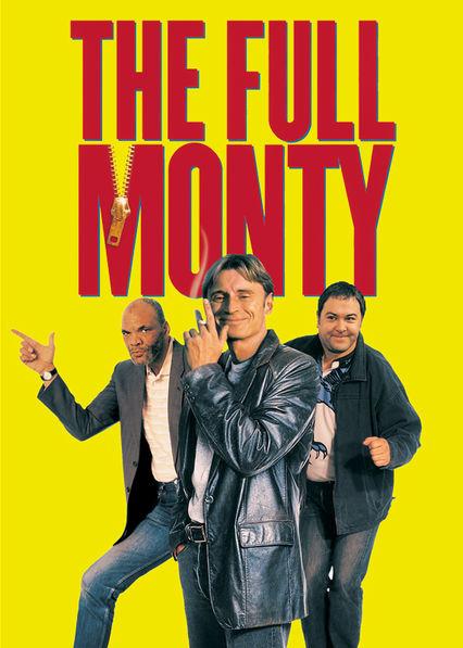 The Full Monty Netflix UK (United Kingdom)