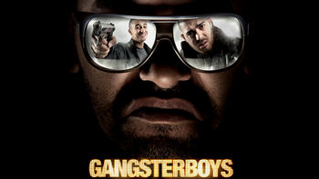 Netflix box art for Gangsterboys