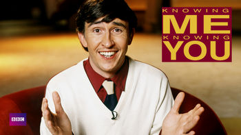 Netflix box art for Knowing Me Knowing You with Alan Partridge - Season 1