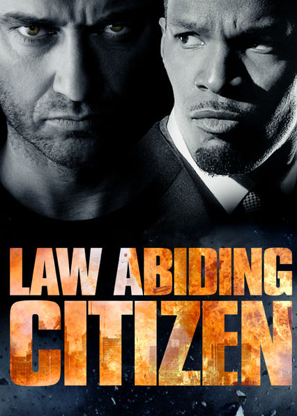 Law Abiding Citizen Netflix UK (United Kingdom)