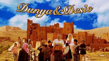 Netflix box art for Dunya & Desie