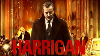 Netflix box art for Harrigan