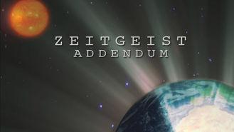 Netflix box art for Zeitgeist: Addendum