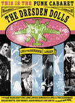 Dresden Dolls: Live at the Roundhouse London Poster