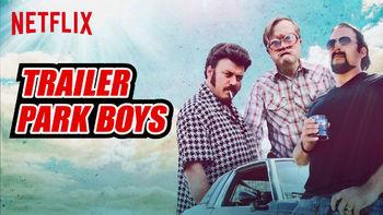 Netflix box art for Trailer Park Boys - Season 1