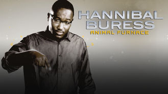 Netflix Box Art for Hannibal Buress: Animal Furnace