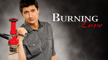 Netflix box art for Burning Love - Season 1