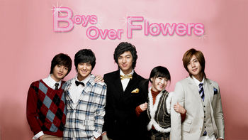 Netflix box art for Boys Over Flowers - Season 1