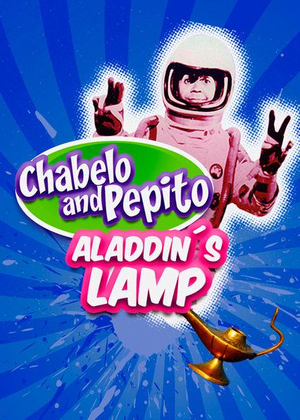 Pepito y la lámpara maravillosa Netflix AR (Argentina)