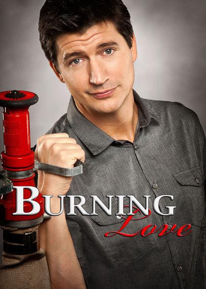 Burning Love Netflix UK (United Kingdom)