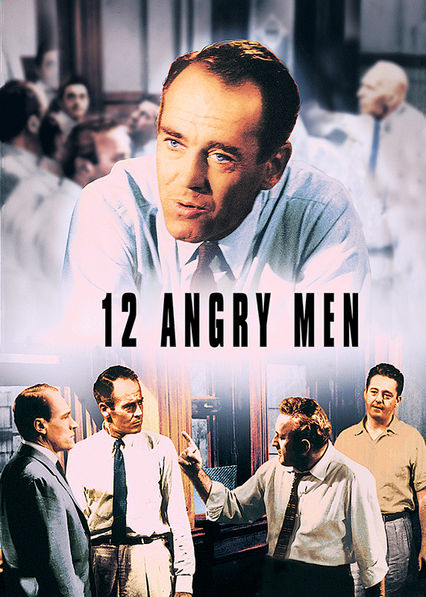 12 Angry Men Netflix AU (Australia)