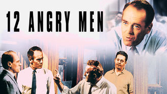Netflix box art for 12 Angry Men
