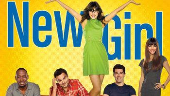 Netflix box art for New Girl - Season 2