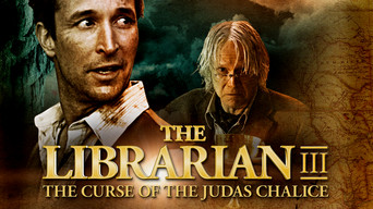 The Librarian 3: The Curse of the Judas Chalice