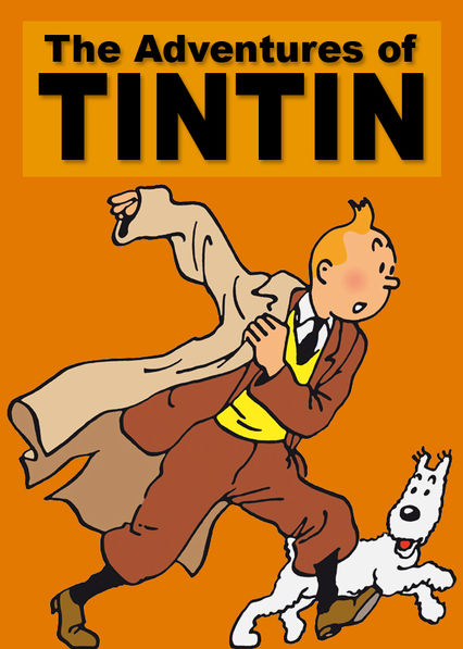 The Adventures of Tintin Netflix CO (Colombia)