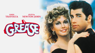 Netflix box art for Grease